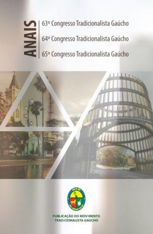 Anais Congressos Tradicionalistas Do Mtg
