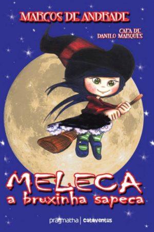 Meleca, a bruxinha sapeca