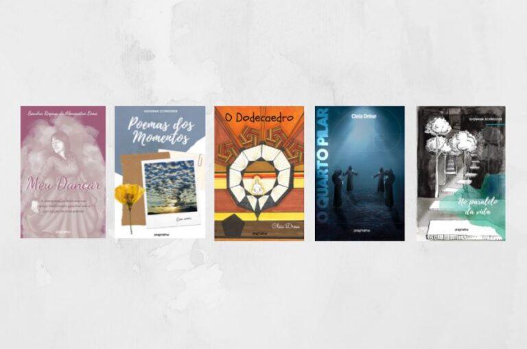 Read more about the article Mais cinco obras da Pragmatha disponíveis no Kindle
