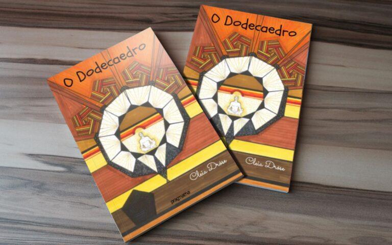 """Read more about the article """"O Dodecaedro"""" será lançado dia 24 de agosto"""