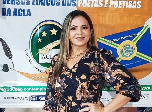 """Read more about the article """"Amor de poesia"""" reúne trabalhos da escritora Elza Melo e terá publicação pela Pragmatha"""